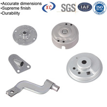 OEM nickel plated auto stamping part from manufacturer