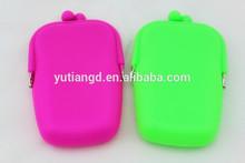 2014 pretty girls tote bags silicone handbag