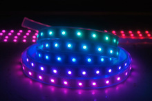 led rope light addressable ip68, addressable light strip, LPD8806 led strip for decoration lighting project