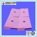 Estrazione di usura& resistente agli urti allumina caminetto in mattoni di ceramica