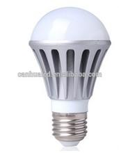 Zhongshan E27 milky PC cover 180degree led bulb light home/living room/school best price high power 3W/5W rohs led bulb lamp