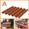 Fangxing tile red roof shingles