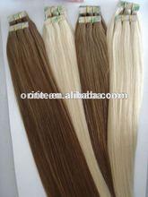Fashion Design Tape Hair Extensions Brazilian Hair Wholesale In Brazil