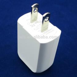 Wiscon alibaba japan plug folding power plug mobile battery charger white