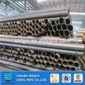 Calendario 40 de acero especificaciones de tubos de conducción