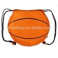 hot vente usine de basket cordon sac à dos