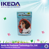 Promotional items china air paper freshener with china factory