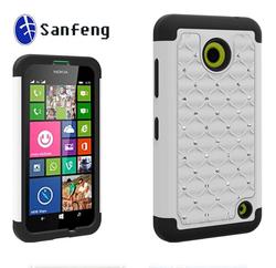 For Lumia Nokia 635 630 cellphone case;plastic silicone mobile phone case for Lumia 635 hard pc smartphone casing
