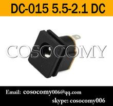 5.5x2.1 MM Electrical socket jack outlet DC outlet DC-015 5.5-2.1