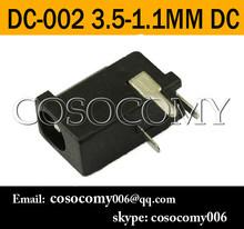 3.5x1.1 MM Electrical socket jack outlet DC outlet DC-002
