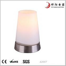 Glass ball metal base for home entrance/desk use,6406-20