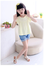 comfortable,Name brand children's t-shirt,single jersey 95% cotton 5% spandex