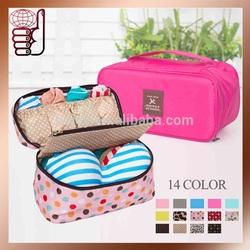 Hot Sale Women Underware Travel Organizer Bag in Bag Insert (OB0620)