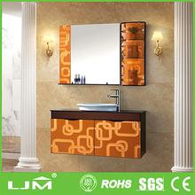Beautiful distinctive anti fog top grade wall mounted lady mirror