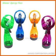 2015 Portable Electric Water Spray Cooling Fan Water Mist Fan