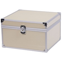 2014 new design cheap aluminium CD case