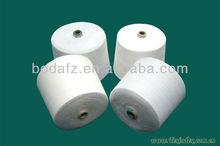 100% Spun Polyester Yarn For Knitting Weaving Sewing Thread