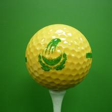 Two Piece Colored Range Practice Golf Balls
