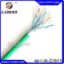factory sale cat5 ftp ,cat 6 sftp, cat5e utp lan cable