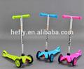 3 räder mini-tretroller