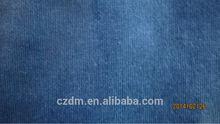 Corduroy pants fabric