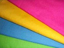 100% c 45*45 133*72 wholesale cotton dyed plain poplin for making clothes