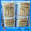 Furnace construction high temperature ceramic adhesive