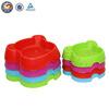 High quality plastic dog bowl feeder & travel dog bowl