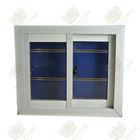 Wholesale white color aluminum small sliding windows on sale
