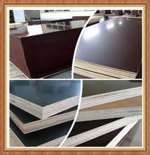 AA grade waterproof two times press film faced plywood