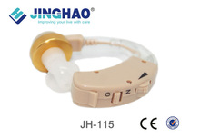 Chinese alibaba BTE ear hearing aid manufacturer
