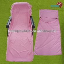 beach towel lounge chair cover /beach towel cover/chair cover