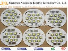 XD 12w,24w, 40w aluminum pcb for led street light/aluminum alloy led street light