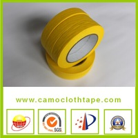 Self Adhesive Masking Paper Tape For Cars And Wall Painting