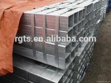 (QT) MS Carbon Black Steel Square pipes/Galvanized /Pre Galvanized Square Tube
