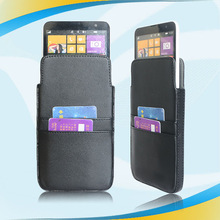 Ultra Slim Smart Magnetic high quality waterproof phone pouch for nokia lumia 1320