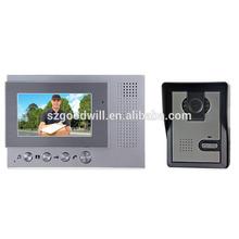 China Factory 4.3 inch Good Night Vision Color Digital Video Door Phone Kit