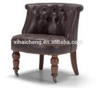living room pu leather luxury sofa DYD-778