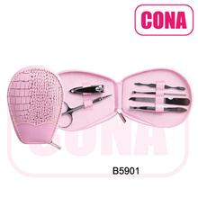 Wholesale high quality professional beauty girls manicure kit