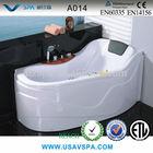 VSPA Acrylic corner bathtub short bathtub small bathtub A014