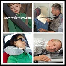 inflatable travel pillow,headrest, back support, armrest,bath rest pillow