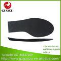 zapatos de goma de la plantilla del fabricante