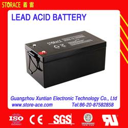 12v 250ah VRLA Battery 12v batteries (SR250-12)
