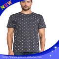 Para imágenes de impresión t- camisas para hombres camisa con cuello doble