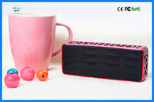 Top selling trending cube bluetooth speaker mobile phone accessory