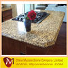 Luxury granite top 48 inch round dining table