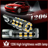 Brightness T10 194 168 1206 30SMD Canbus No Error Free 30 Led Door Light Led Warning Canceler Reading Lamps,canbus lamp