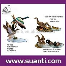 Duck handicraft making