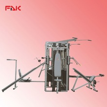 Thickness 1.5mm 10 People Home Gym Machine