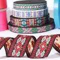 Prendas de vestir de la cinta de trabajo diseños de bordado, jacquard de la cinta